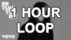 Billie Eilish - No Time To Die ( 1 Hour Loop )