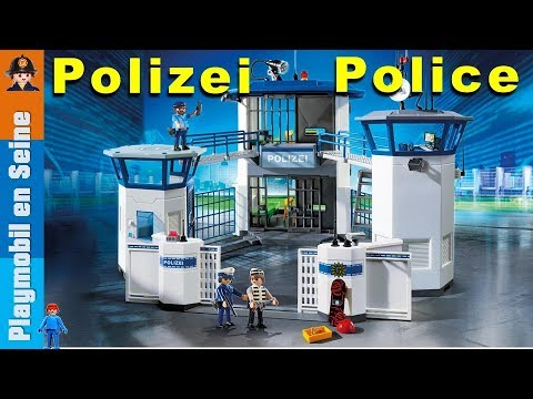 playmobil police nouveaut s youtube. Black Bedroom Furniture Sets. Home Design Ideas