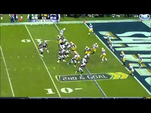 Philip Rivers Highlights 2011-2012