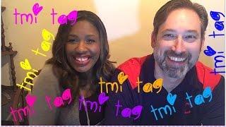 cutest bwwm tmi couple tag ever interracial couple vlog