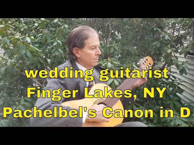 wedding guitarist NY state | Ithaca Syracuse Rochester Binghamton