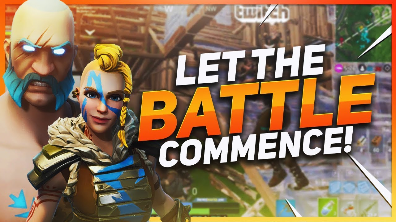 Lord Brother Commands His Army V With Stream Snipers Fortnite Br Full Game