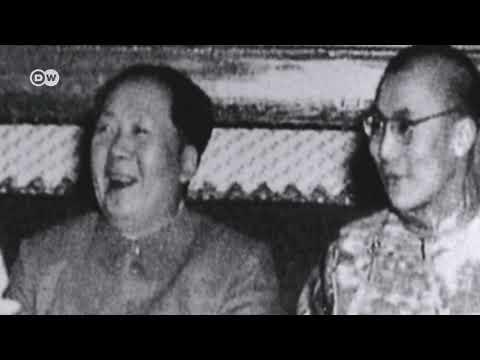 60 años del exilio al Dalai Lama