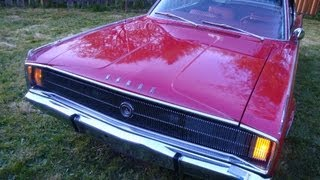 Original 1967 Dodge Charger 383 1 Owner 42 Years