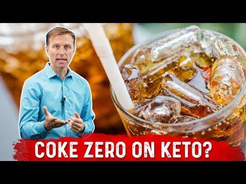 Can I Drink Diet Coke / Coke Zero on Keto (Ketogenic Diet)?