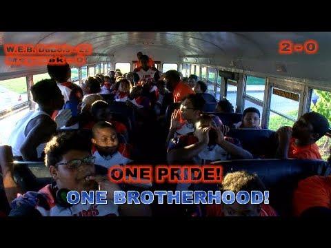 W.E.B. DuBois Middle School Football Team Week 2 Highlights