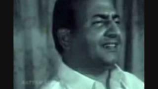 mohammed rafi: dil ne pyar kiya hea ik bewafa se