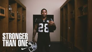 Josh Jacobs | Stronger Than One | Nike