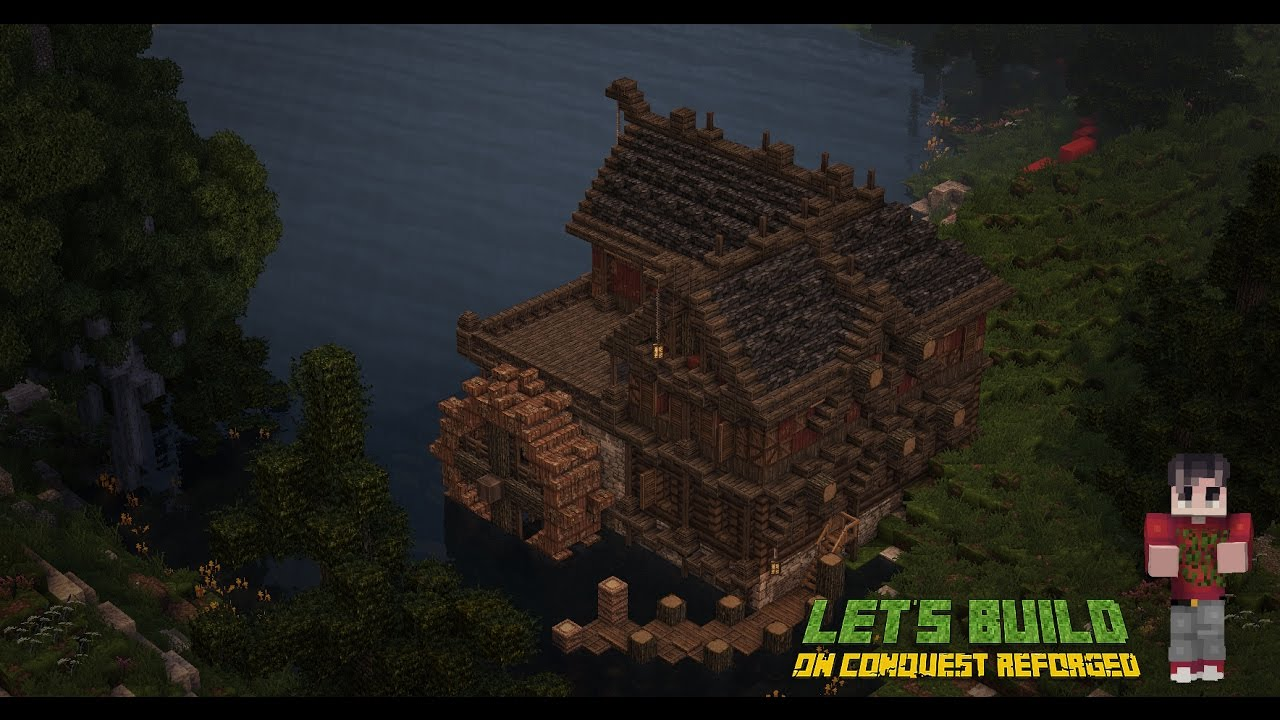 Minecraft Conquest Builds