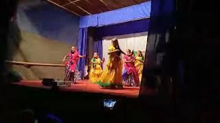 Koodali ganapthi temple kids programme shivani Anil  team