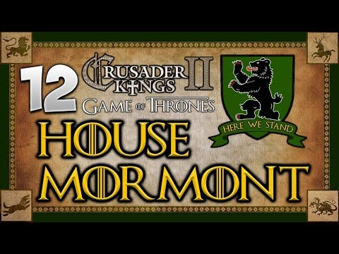 THE MAD MASKED KING! Game of Thrones - Seven Kingdoms Mod - Crusader Kings 2 Multiplayer #12