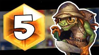 [Hearthstone] 5 HIDDEN EASTER EGGS in League of Explorers!