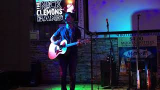 Whiskey Glasses - Gary Frost Cover of Morgan Wallen Live Video