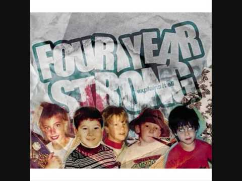 Four Year Strong - So Much For The Afterglow