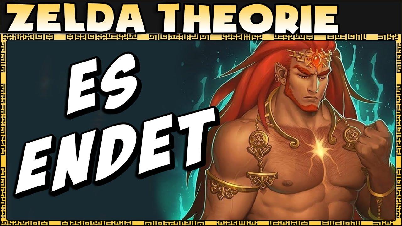 Der LETZTE Ganondorf - Zelda Breath of the Wild 2 - Theorie