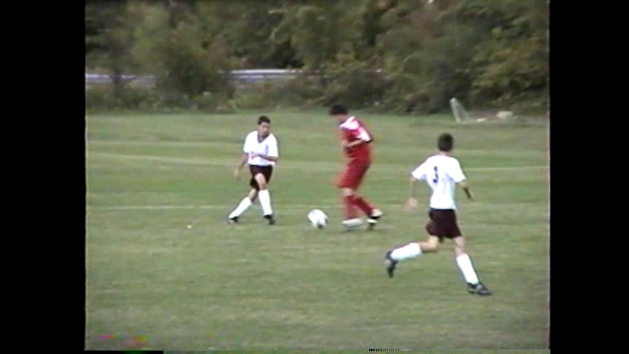 NCCS - Saranac JV Boys  10-1-03
