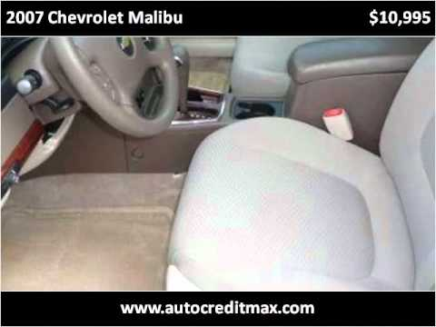 2007 Chevrolet Malibu available from Auto Credit Max
