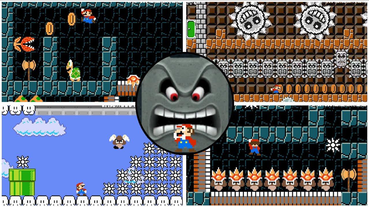 Mario's Maze Mayhem ALL EPISODES (Season 2)