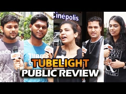 Thumbnail: Tubelight देख जनता लगी रोने - Tubelight Public Review - Salman Khan, Sohail Khan