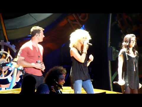 Sugarland & Little Big Town - Life in a Northern Town - St. Louis, MO 7/25/10
