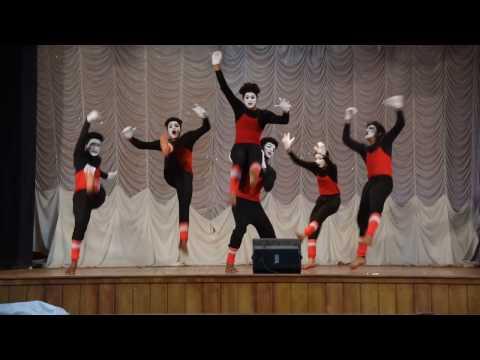 Best Mime Calicut University Youth festival 2015