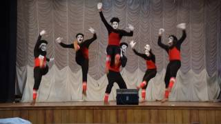 Best Mime Calicut University Youth festival 2015