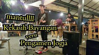 Download lagu KEKASIH BAYANGAN Cover versi PENGAMEN JOGJA MUSISI JOGJA PROJECT PENDOPO LAWAS