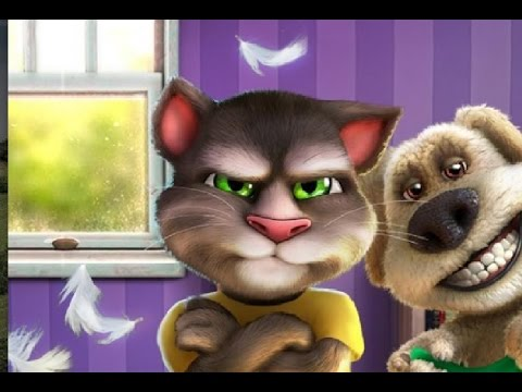 Talking Tom and Friends - Tom Cat 2 Part 3