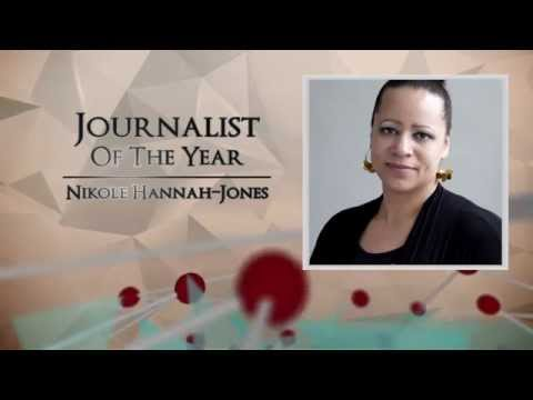 NABJ 2015 Salute To Excellence: Journalist of the Year- Nikole Hannah Jones