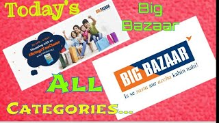 Today's | Big Bazaar Offers All Categories...👇👇👇 http://amzn.to/2vZtjvo thumbnail