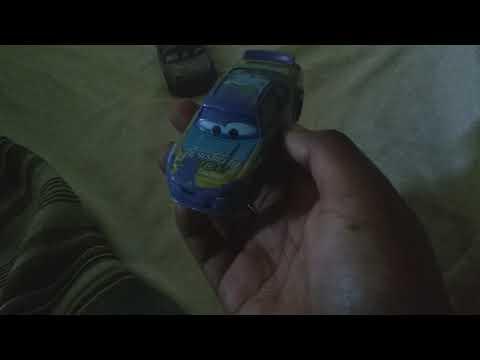 Disney Pixar Cars Team Team Transberry Juice #63 & 6)review