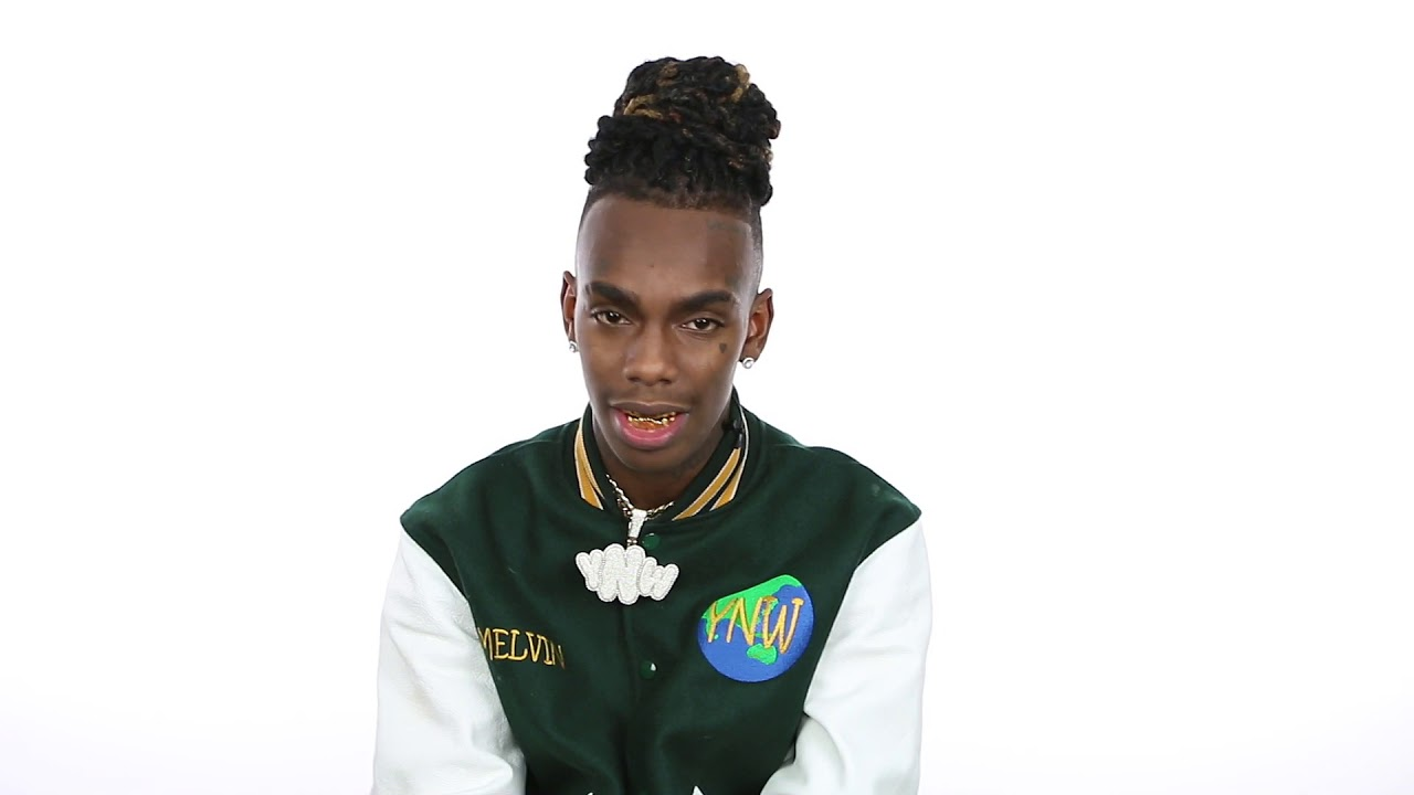 YNW Melly On How He Linked up With Kanye West For Mixed Personalities Song