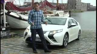 """Наши тесты"" - Opel Ampera"