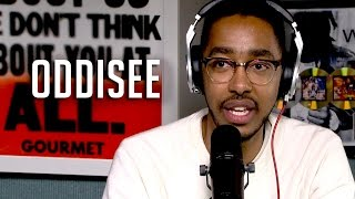Oddisee talks about The Good Fight, Working w/ J Cole + Why He Hasn