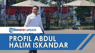 Inilah Profil Abdul Halim Iskandar, Kakak Cak Imin yang Digadang Bakal Jadi  Menteri Jokowi dari PKB