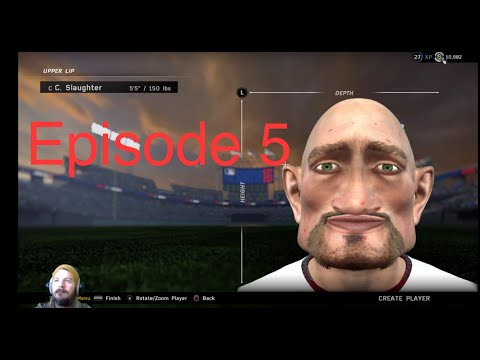 MLB The Show 16, Terrible RTTS Gameplay on Legend Difficulty - Episode 5
