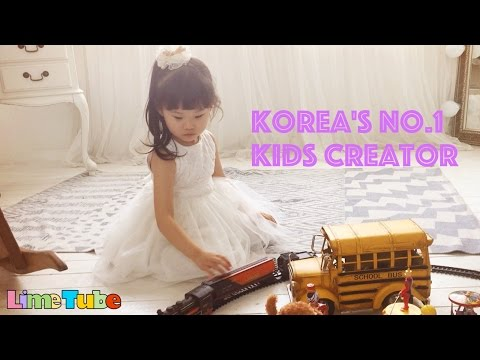 Korea's No.1 Kids Creator Lime did a TV commercial!