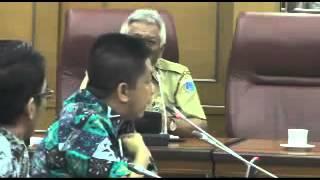 Rapat Warga Rusun dengan Gubernur DKI 2