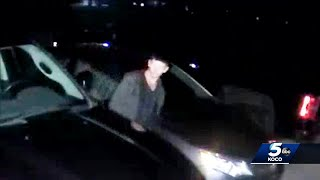 Metro homeowner startles car thief by talking through security system