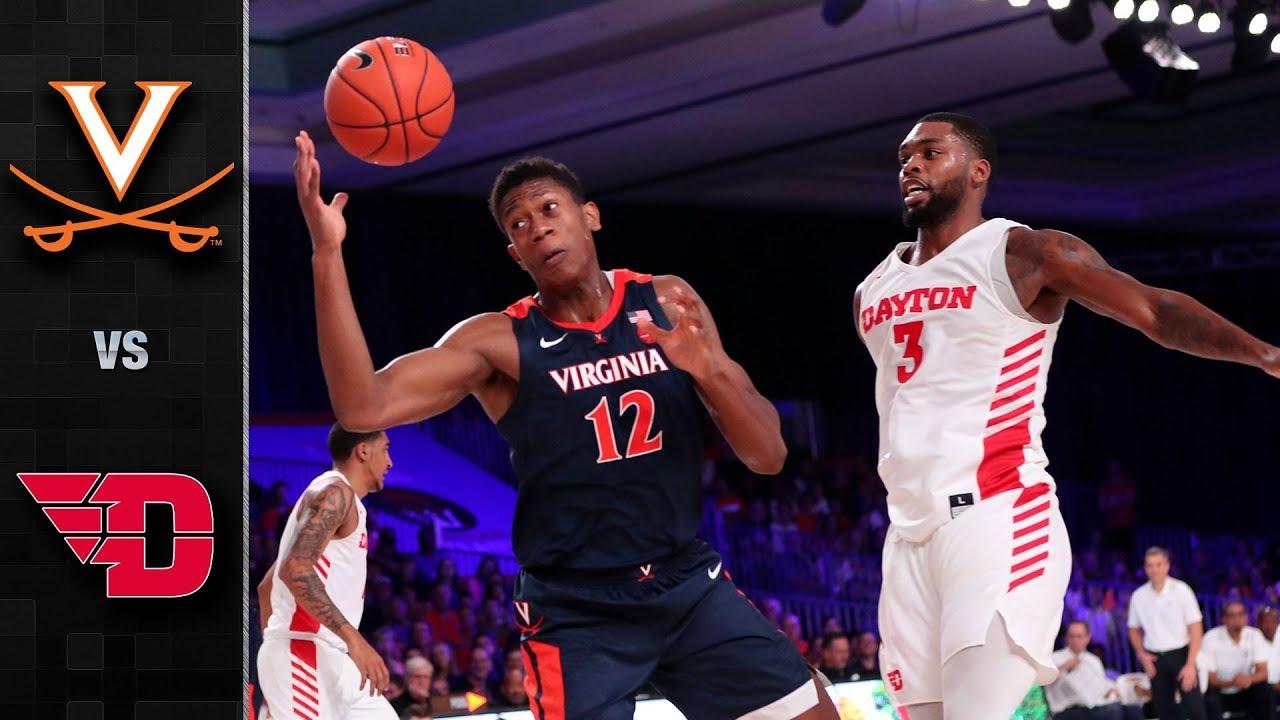 898836a5e12 Virginia vs. Dayton Basketball Highlights (2018-19) - YouTube