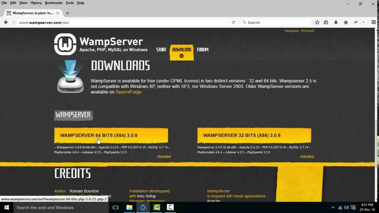 Wamp server installation tutorial in bangla youtube wamp server installation tutorial in bangla baditri Gallery