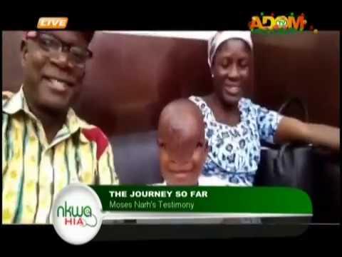 Moses Narh's Testimony – Nkwa Hia on Adom TV (17-12-18)