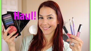 Makeup Revolution Haul!