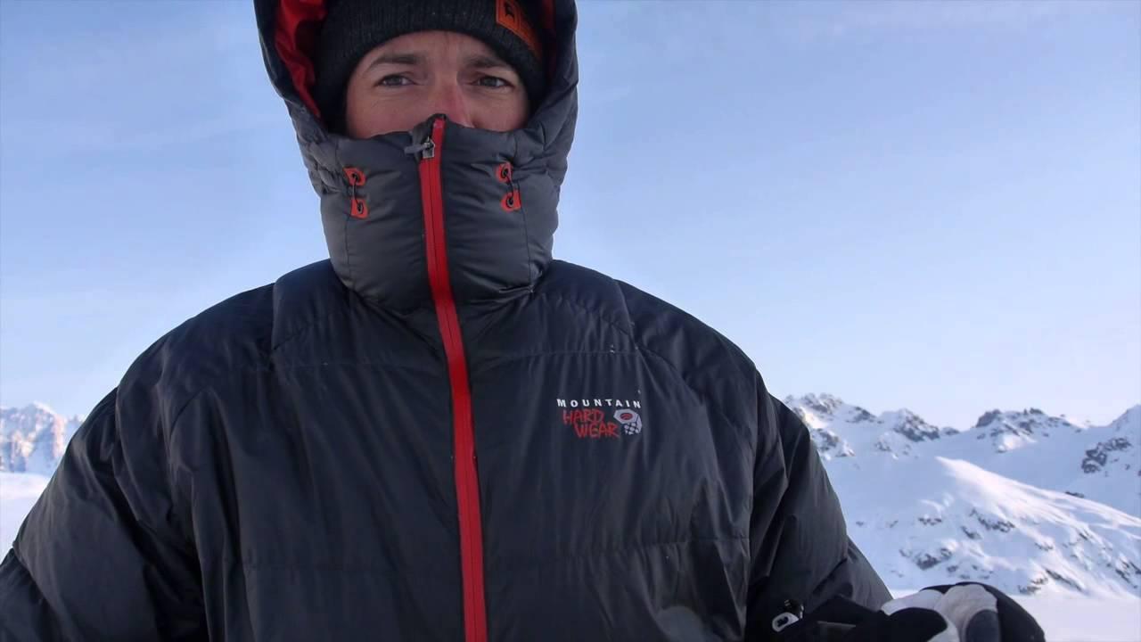 Mountain Hardwear Nilas Jacket