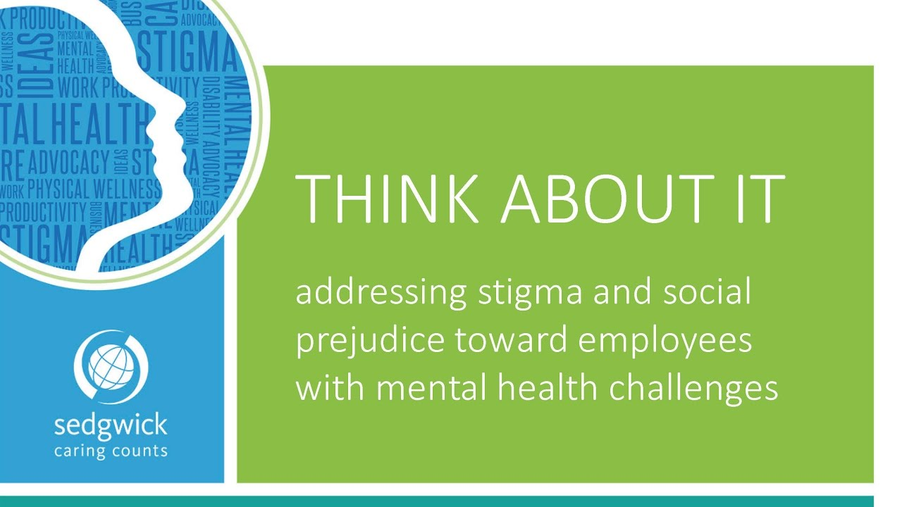 Webinar Think About It Mental Health And Stigma Youtube