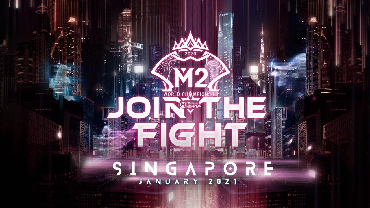 M2 IS COMING   #JOINTHEFIGHT