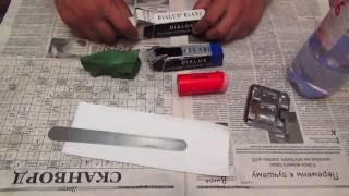 видео Паста для полировки фар: полировочная работа своими руками