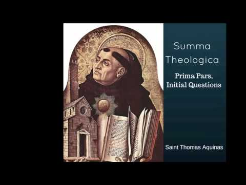 Summa Theologica, Prima Pars, Initial Questions - On the Simplicity of God