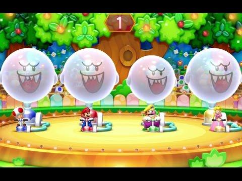 Mario Party 10 - Wario Board (amiibo Party Mode)