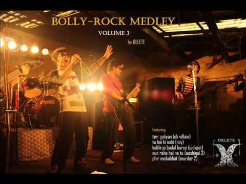 Bollyrock Medley (VOLUME 3) by dELETE
